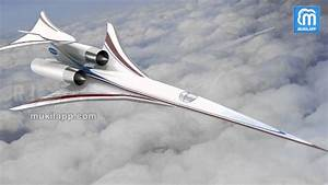 NASA begins work to Build a Quieter Supersonic Passenger ...