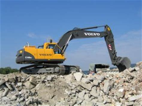 volvo crawler excavators find    technical