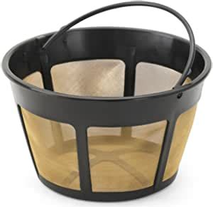 If you use fine grinds they can clog the filter and lead to an overflow. Amazon.com: Kitchen Aid KCM11GTF Gold Tone Filter: Coffee Filters: Kitchen & Dining