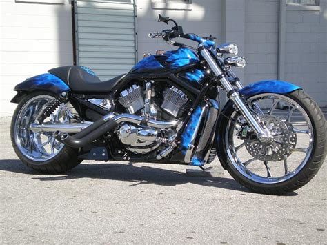 Exotic Choppers Custom Exhaust For Harley Davidson