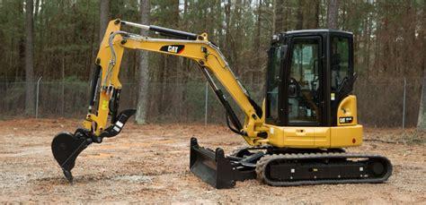 cat xtc mini hydraulic excavator caterpillar