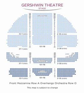 Gershwin Theatre Nyc Events Entertainment Nyc Events