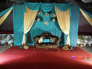 simple wedding stage decoration siudynet With simple wedding reception decorations