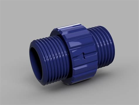 Garden Hose Thread Adapter — Us (ght) To Uk (bsp) By