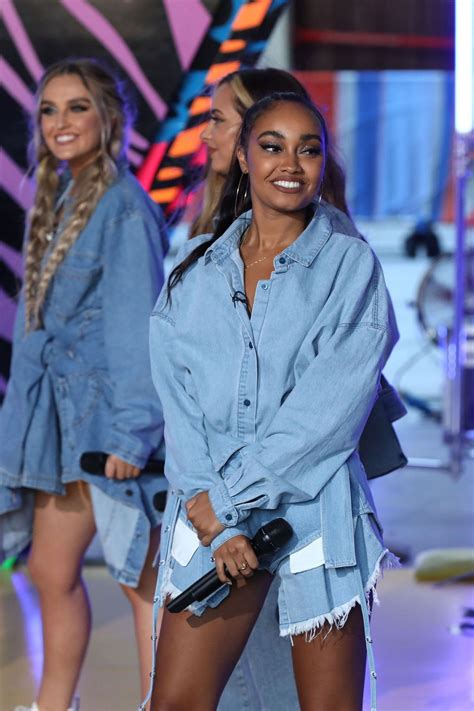 LITTLE MIX Performs Their New Single Bounce Back at The ...