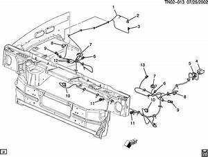 Service Manual  2003 Hummer H2 Transmission Diagram For A