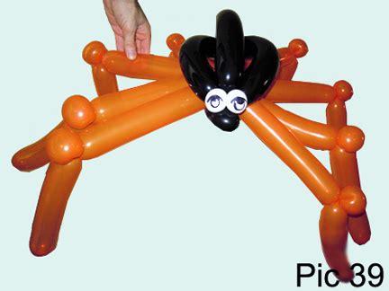 balloon animals twisting instructions balloon spider