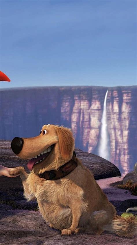 russell dug carl fredricksen  pixars  wallpaper