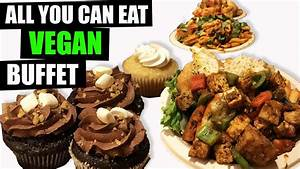 Nürnberg All You Can Eat : all you can eat vegan buffet what i ate youtube ~ Watch28wear.com Haus und Dekorationen