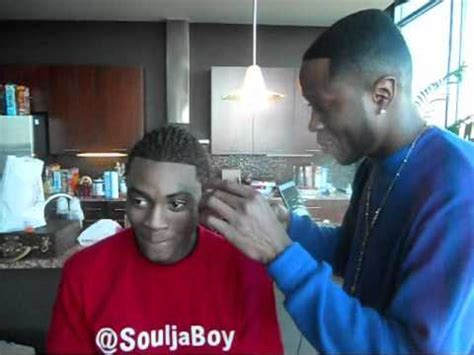 My Hair talk for me fea. Soulja Boy   YouTube