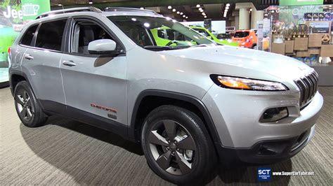 2016 Jeep Cherokee 75th Anniversary Edition -exterior