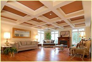 Ceiling Molding Design Coffered Ceiling Designs Home
