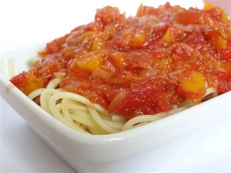 la cuisine aux images sauce aux poivrons pour pâtes la tendresse en cuisine