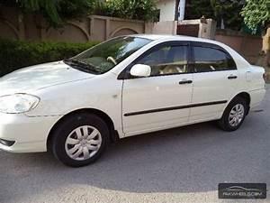 Toyota Corolla For Sale In Islamabad PakWheels