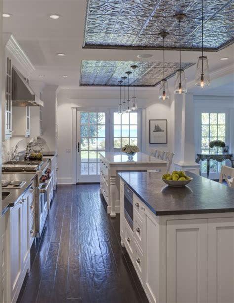 Tin Ceiling Tiles Design Ideas