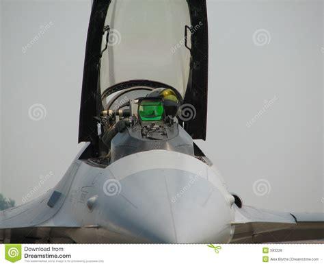 pilote d avion de chasse image libre de droits image 583226