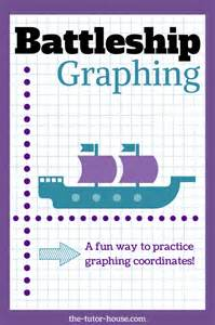 Fun Math Worksheets Coordinate Graphing