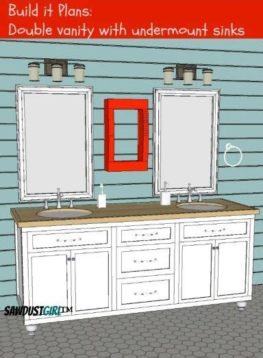how to undermount kitchen sink bathroom vanity plans house remondeling 7376