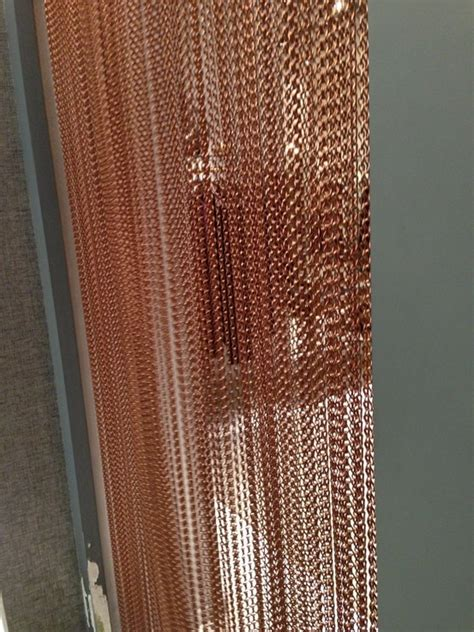 17 Best Images About Aluminium Chain Curtain On Pinterest