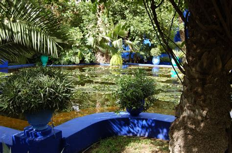 Majorelle Gardens  The Exotic Park That Inspired Yves