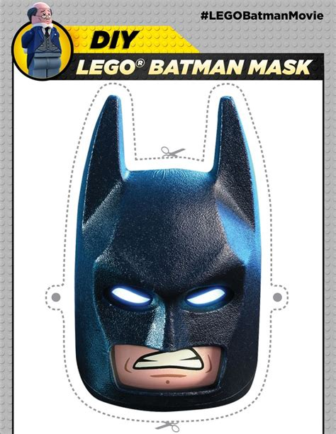 coolest mask     alfred
