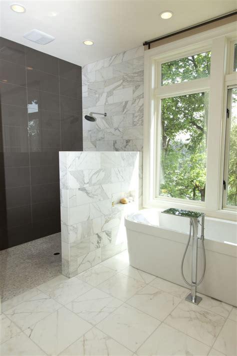 walk  shower  door   homesfeed