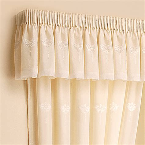 curtains and valances casual cottage