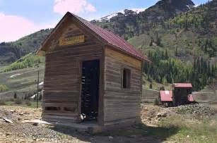 Howardsville Colorado Ghost Town