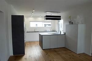 Arbeitsplatte Küche Betonoptik : k che in beton optik ~ Sanjose-hotels-ca.com Haus und Dekorationen