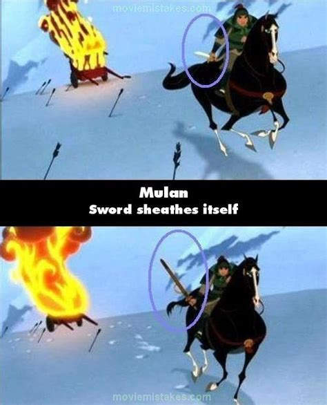 mulan   mistake picture id