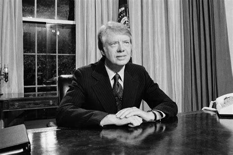 Trump isn't echoing Nixon — but Jimmy Carter