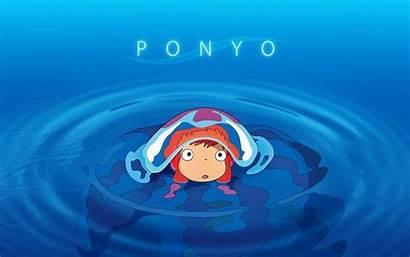Miyazaki Wallpapers Ponyo Hayao