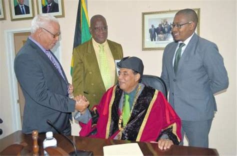 goodwill  unity  sangster takes control  st elizabeth