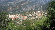 Douma, one of Lebanon's most beautiful villages ...