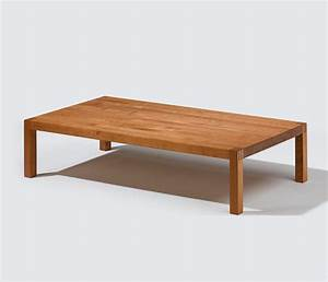 luxury solid wood coffee tables team 7 loft wharfside With solid wood rectangle coffee table
