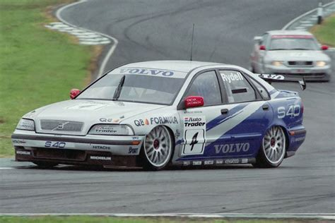 retrospectivebtcc super touring years pt volvos