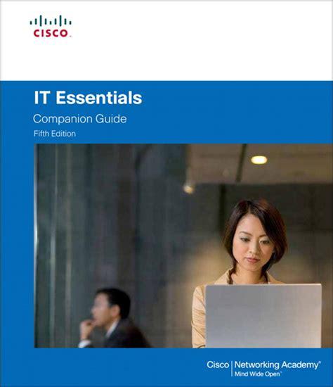 Cisco Networking Academy It Essentials Companion Guide V6