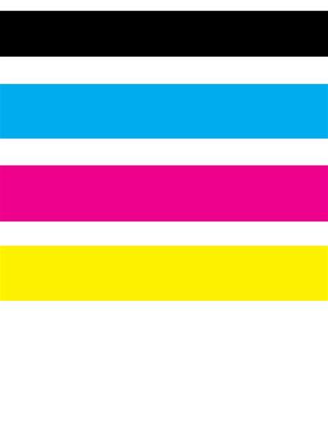 Color Laser Printer Test Page  Sintas Photography Flickr