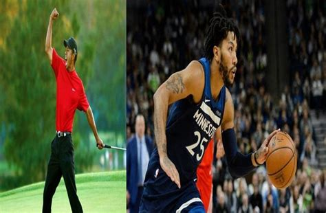 Derrick Rose And Tiger Woods: How Two Legends Redeemed ...