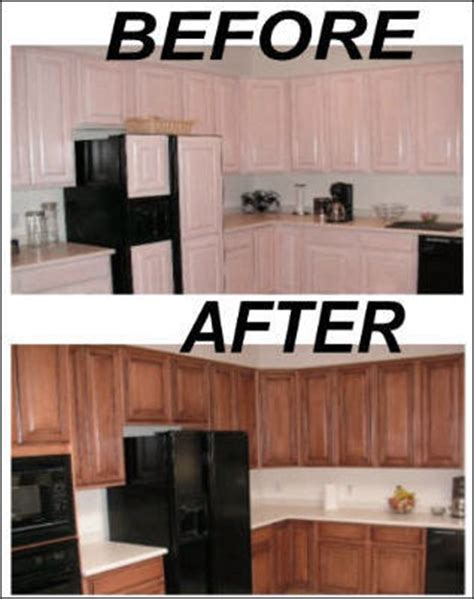 refinishing kitchen cabinets before and after memes