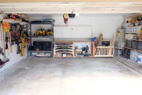 Apartment Garage Storage Ideas by Garage Storage Ideas Evan Katelyn Home Diy Tutorials