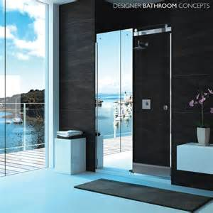 Bathroom Magnifying Mirrors Wall Mounted by Merlyn 10 Series Mirror Sliding Shower Doors M108241mh