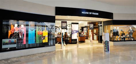 Uk Retailer House Of Fraser To Invest Up To £35m In