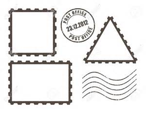 Post Office Stamps Clip Art
