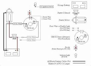 Acdelco Alternator Wiring Diagram  U2013 Sezeriya Com