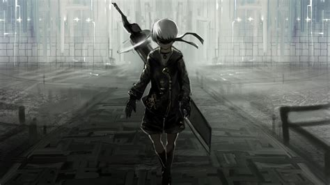Nier Automata Animated Wallpaper - nier automata wallpapers pictures images