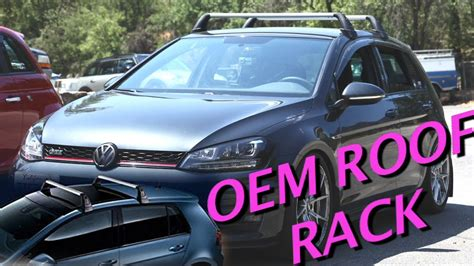 Vw Oem Roof Rack Mk7 Gti Ray St Clair Roofing Red Roof Inn Jacksonville Airport Fl Ford Transit Medium Height Flashing Tape Quotes From Fiddler On The Premier Kansas City Northwest Denver Petersendean Solar