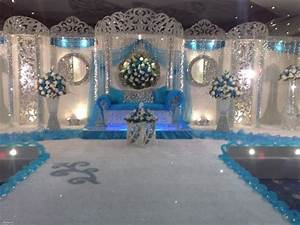 Picture of small wedding reception decoration ideas nengly for Small wedding and reception ideas