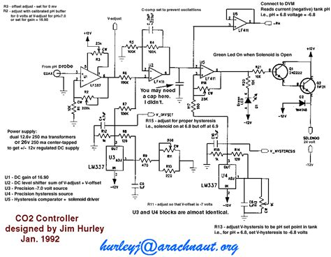 rotary laser level motor and general schematics electronics