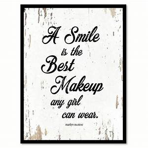 25+ Best Ideas ... Lipstick And Smile Quotes